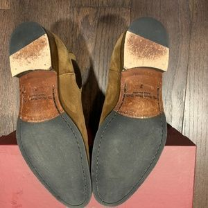 To Boot New York Shelby Mid Chelsea Boot Brown 7M